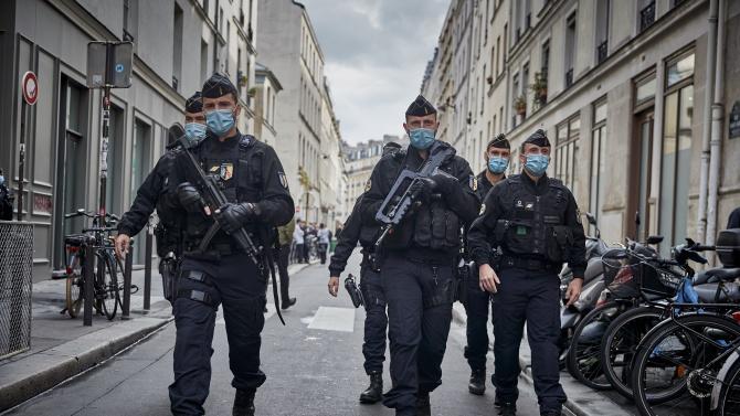 Чеченец бе задържан във Франция за възхвала на тероризма