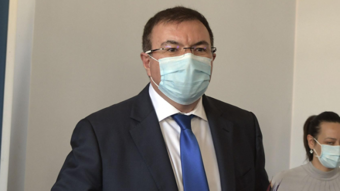 Излезе резултатът от теста за коронавирус на здравния министър