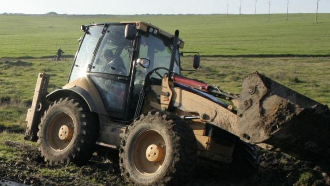 Трактор уби мъж в Кюстендилско