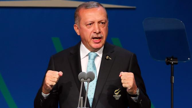 Ердоган призова турците да не купуват френски стоки