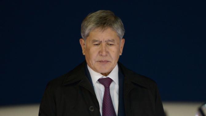 Бившият президент на Киргизстан обяви гладна стачка в ареста