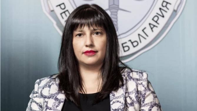 Зам.-главният прокурор при ВКП разговаря с европейския главен прокурор Лаура Кьовеши