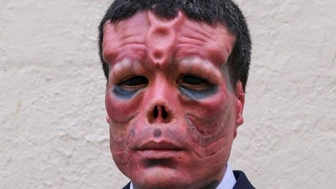 Мъж, дал луди пари, за да прилича на чудовище: За това копнеех!