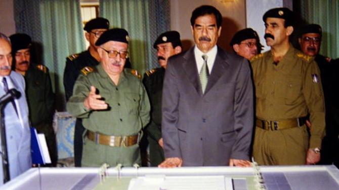 Почина вторият човек в режима на Саддам
