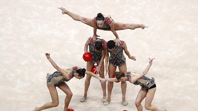COVID- 19 в Националният отбор по художествена гимнастика