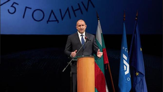 Румен Радев: България има нужда от таланта, енергията и високите амбиции, които създава и развива Техническият университет