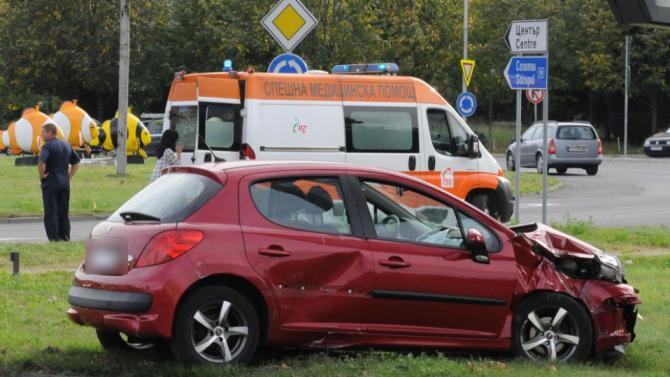 10-месечно момченце е пострадало при инцидент в Бургас