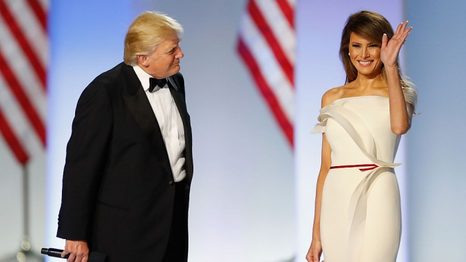 Първата дама на САЩ се включва в предизборната кампания на Тръмп