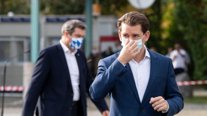 Себастиан Курц за развитието на епидемията в Австрия
