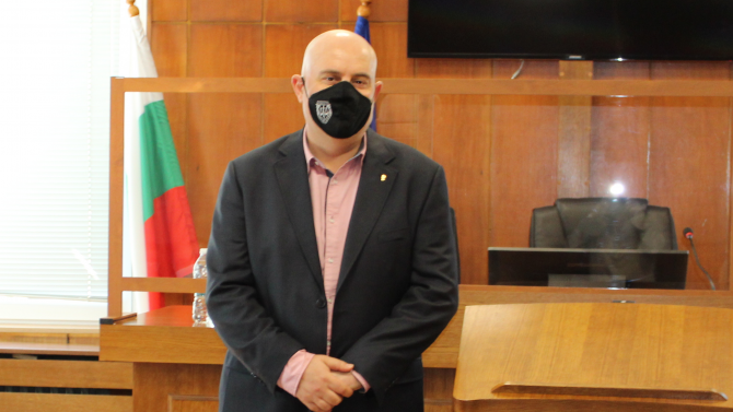 Столичното РЗИ постави главния прокурор Иван Гешев под карантина