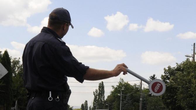 Хасковлия опита да бутне 50 лв. подкуп на пътни полицаи