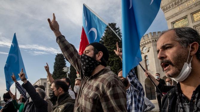 Обявеният от турския президент Реджеп Тайип Ердоган бойкот на стоките