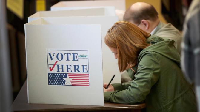 Над 70 милиона американци са гласували предварително на президентските избори в САЩ
