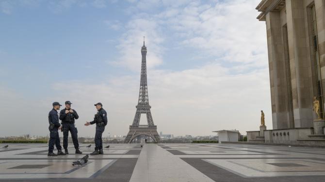 Франция планира едномесечна национална карантина за борба с коронавируса?
