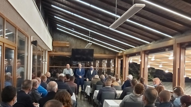 Цветанов: Републиканци за България e eдинствената алтернатива на статуквото