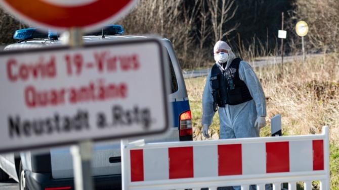 Германия се затваря от ноември