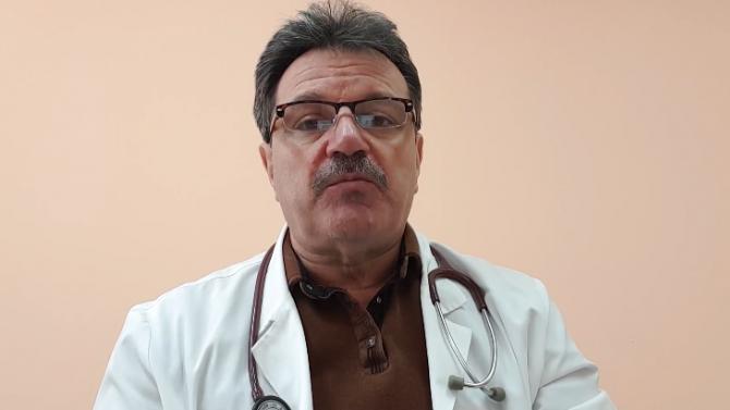 Д-р Симидчиев обясни как може да намалим скоростта на пандемията