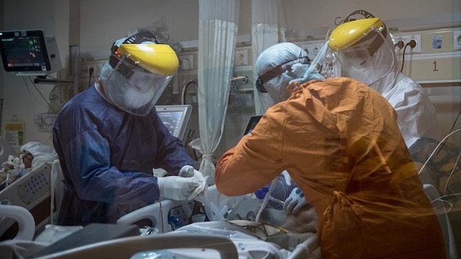 Над 24 700 нови случая на коронавирус са били регистрирани