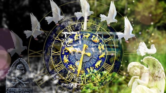 Луната е в знак Овен до 23:20ч на 30 октомври