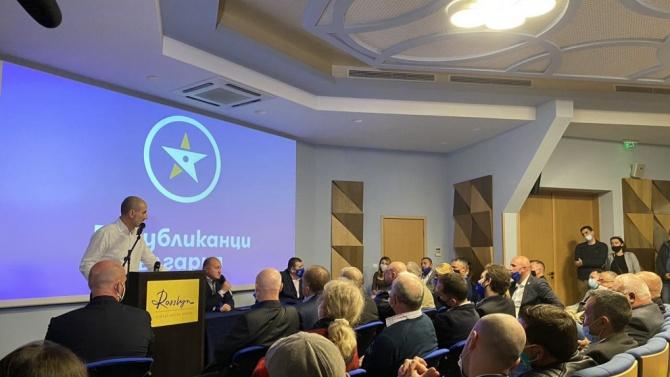 Цветанов: Наблюдаваме промяна в поведението и позициите на правителството по ключови теми