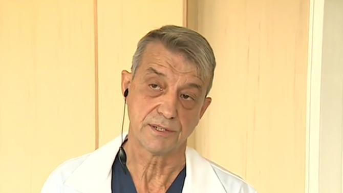 Проф. Коста Костов: С 13 пъти повече са заразените с COVID-19 у нас от септември насам