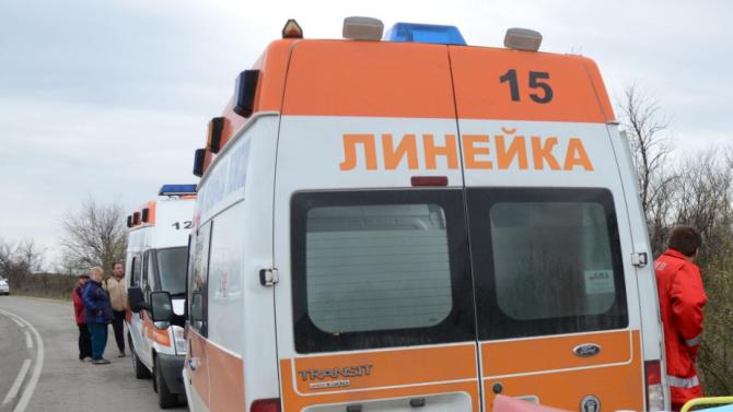 Кола помете дете в Хасково