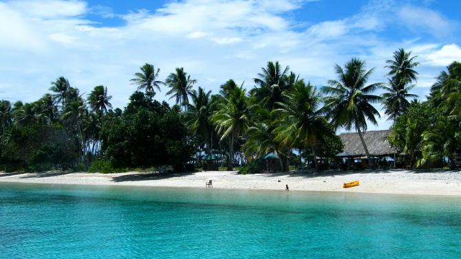 Маршаловите острови съобщиха днес за първите си случаи на коронавирус,