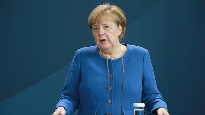Германският канцлер предупреди днес германците да очакват