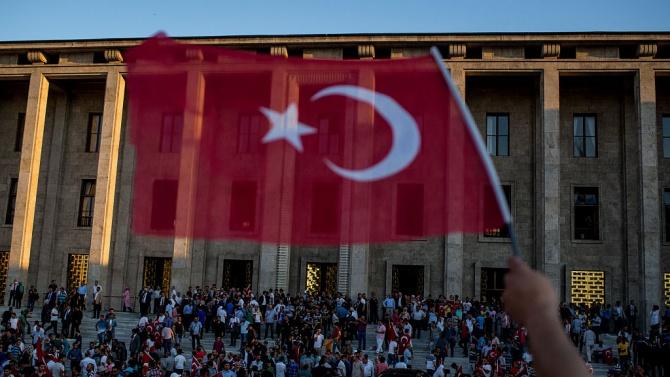 Турция: Ислямът не трябва да се използва в името на тероризма