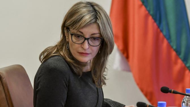 Екатерина Захариева изрази солидарност с Франция след нападението в Ница