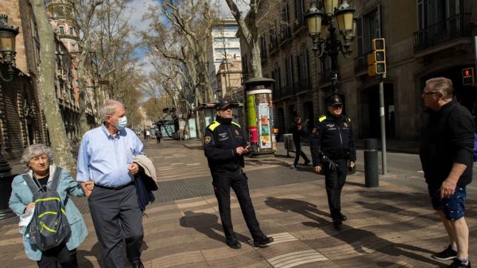 Официално: Испания е в извънредно положение