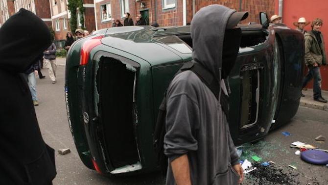 Касапница и в Германия: Кола се вряза в група хора, има загинали