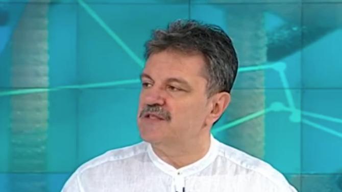 Д-р Симидчиев: Държим се като в детска градина! Трябваше да обясняваме защо трябва да се носят маски