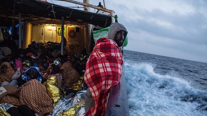 Най-малко 140 мигранти са загинали край бреговете на Сенегал, след