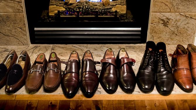 Как да изберем правилните мъжки обувки?