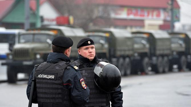 Френска атака в Русия?