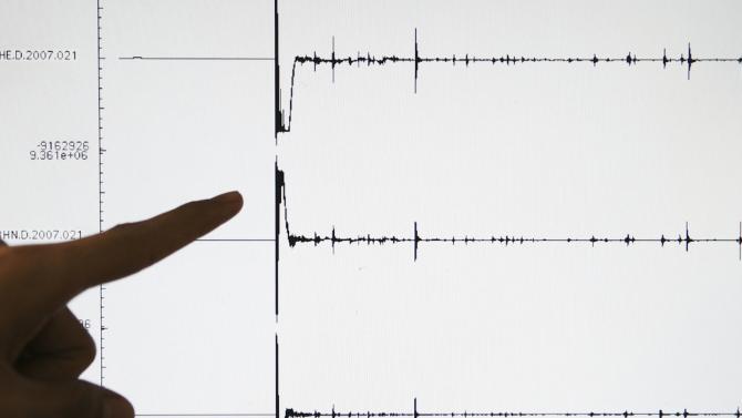 Земетресение от 4,1 по Рихтер в Източна Турция