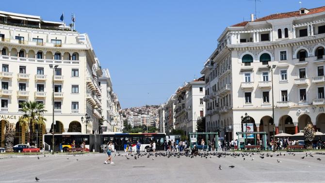 Гърция повиши до 4-та степен нивото на риск за районите на Лариса, Солун и Родопи