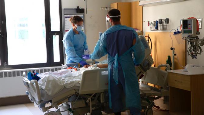 Трети COVID сектор разкриват в Горноряховската болница