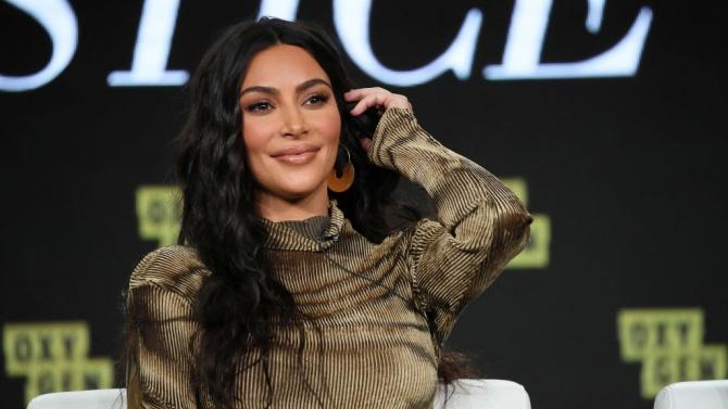 Кание Уест изненада Ким Кардашиян с холограма на баща й за рождения ден