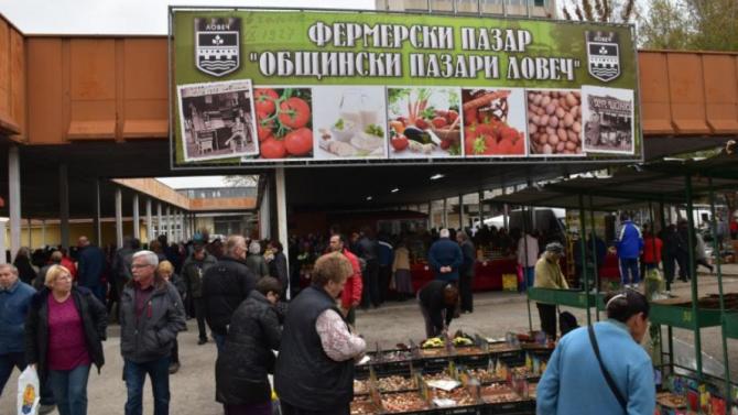 В Ловеч въвеждат специален режим за кооперативния пазар в сряда