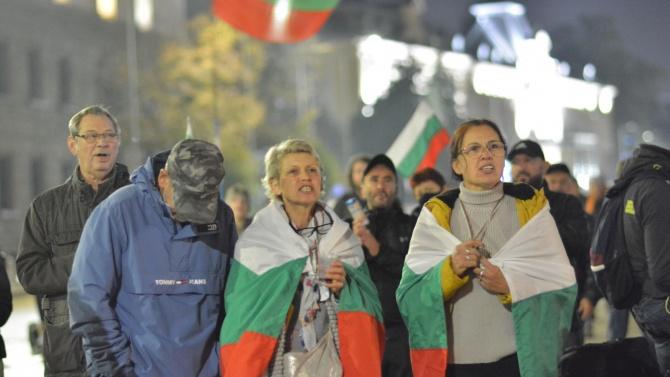 114-ти ден на протест в София