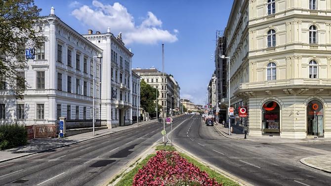 Във Виена се инсталират контейнери за взимане на проби за COVID-19