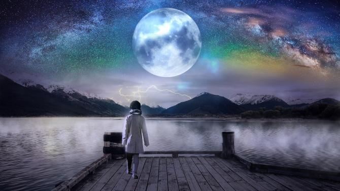 Луната ни подхвърля неразрешими ситуации и може да ни постави в неудобно положение