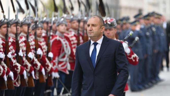 Румен Радев изрази съболезнования на президентите на Гърция и Турция
