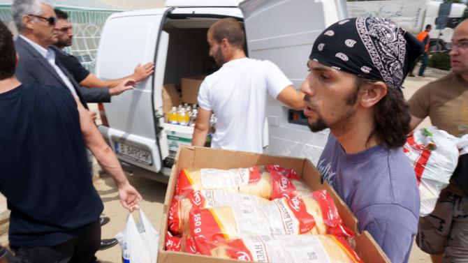 Близо 150 хил. души са получили пакети с храни през октомври