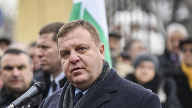 Каракачанов: В Скопие виждат, че България ги подкрепя дори когато водят политика против нас