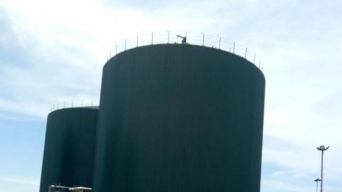 РИОСВ спря централата за биогаз в село Труд