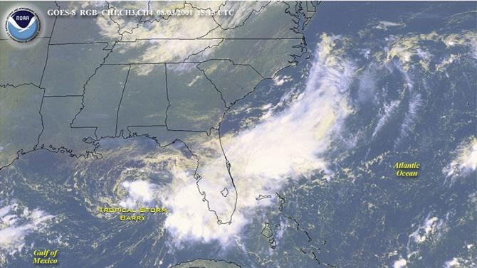 Нова тропическа буря се зароди в Карибите