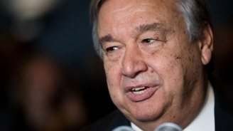 COVID-19 е най-голямата криза на нашето време, заяви генералният секретар на ООН